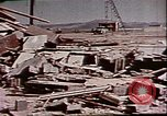 Image of Operation Cue nuclear test aftermath Nevada United States USA, 1955, second 26 stock footage video 65675072223