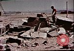 Image of Operation Cue nuclear test aftermath Nevada United States USA, 1955, second 32 stock footage video 65675072223