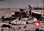 Image of Operation Cue nuclear test aftermath Nevada United States USA, 1955, second 33 stock footage video 65675072223