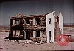 Image of Operation Cue nuclear test aftermath Nevada United States USA, 1955, second 40 stock footage video 65675072223