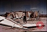 Image of Operation Cue nuclear test aftermath Nevada United States USA, 1955, second 60 stock footage video 65675072223