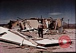 Image of Operation Cue nuclear test aftermath Nevada United States USA, 1955, second 61 stock footage video 65675072223