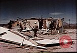 Image of Operation Cue nuclear test aftermath Nevada United States USA, 1955, second 62 stock footage video 65675072223