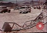 Image of Evaluation of Operation Cue nuclear blast effects Nevada United States USA, 1955, second 2 stock footage video 65675072224