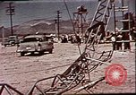 Image of Evaluation of Operation Cue nuclear blast effects Nevada United States USA, 1955, second 4 stock footage video 65675072224