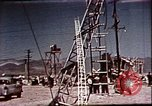 Image of Evaluation of Operation Cue nuclear blast effects Nevada United States USA, 1955, second 7 stock footage video 65675072224