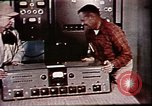 Image of Evaluation of Operation Cue nuclear blast effects Nevada United States USA, 1955, second 21 stock footage video 65675072224
