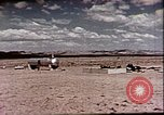 Image of Evaluation of Operation Cue nuclear blast effects Nevada United States USA, 1955, second 25 stock footage video 65675072224