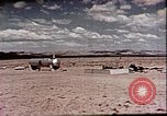 Image of Evaluation of Operation Cue nuclear blast effects Nevada United States USA, 1955, second 32 stock footage video 65675072224