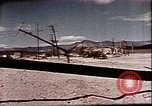 Image of Evaluation of Operation Cue nuclear blast effects Nevada United States USA, 1955, second 43 stock footage video 65675072224
