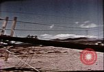 Image of Evaluation of Operation Cue nuclear blast effects Nevada United States USA, 1955, second 46 stock footage video 65675072224