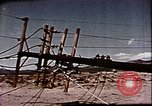 Image of Evaluation of Operation Cue nuclear blast effects Nevada United States USA, 1955, second 48 stock footage video 65675072224