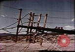 Image of Evaluation of Operation Cue nuclear blast effects Nevada United States USA, 1955, second 49 stock footage video 65675072224