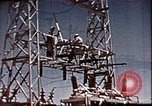 Image of Evaluation of Operation Cue nuclear blast effects Nevada United States USA, 1955, second 50 stock footage video 65675072224