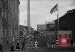 Image of traffic on crossroad New Jersey United States USA, 1946, second 18 stock footage video 65675072227