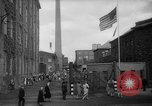Image of traffic on crossroad New Jersey United States USA, 1946, second 19 stock footage video 65675072227