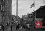 Image of traffic on crossroad New Jersey United States USA, 1946, second 20 stock footage video 65675072227