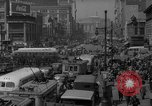 Image of traffic on crossroad New Jersey United States USA, 1946, second 48 stock footage video 65675072227