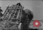 Image of pea crop New Jersey United States USA, 1946, second 15 stock footage video 65675072231