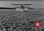 Image of pea crop New Jersey United States USA, 1946, second 41 stock footage video 65675072231