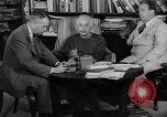 Image of Albert Einstein peaceful use of atomic power Princeton New Jersey USA, 1946, second 4 stock footage video 65675072233