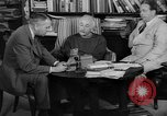 Image of Albert Einstein peaceful use of atomic power Princeton New Jersey USA, 1946, second 13 stock footage video 65675072233