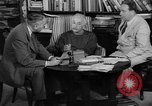 Image of Albert Einstein peaceful use of atomic power Princeton New Jersey USA, 1946, second 19 stock footage video 65675072233