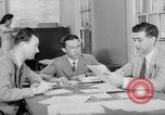 Image of Federation of American Scientists Washington DC USA, 1946, second 52 stock footage video 65675072234