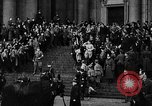 Image of funeral procession Berlin Germany, 1933, second 19 stock footage video 65675072239