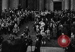 Image of funeral procession Berlin Germany, 1933, second 20 stock footage video 65675072239