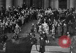 Image of funeral procession Berlin Germany, 1933, second 21 stock footage video 65675072239