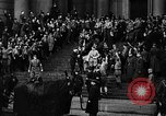 Image of funeral procession Berlin Germany, 1933, second 22 stock footage video 65675072239