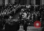 Image of funeral procession Berlin Germany, 1933, second 23 stock footage video 65675072239