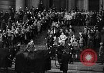 Image of funeral procession Berlin Germany, 1933, second 24 stock footage video 65675072239
