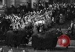 Image of funeral procession Berlin Germany, 1933, second 32 stock footage video 65675072239