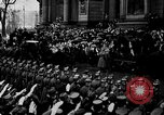 Image of funeral procession Berlin Germany, 1933, second 42 stock footage video 65675072239