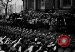 Image of funeral procession Berlin Germany, 1933, second 43 stock footage video 65675072239