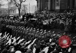 Image of funeral procession Berlin Germany, 1933, second 46 stock footage video 65675072239