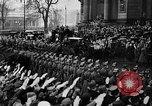 Image of funeral procession Berlin Germany, 1933, second 47 stock footage video 65675072239