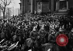 Image of funeral procession Berlin Germany, 1933, second 51 stock footage video 65675072239