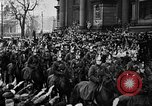 Image of funeral procession Berlin Germany, 1933, second 53 stock footage video 65675072239