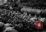 Image of funeral procession Berlin Germany, 1933, second 55 stock footage video 65675072239