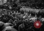 Image of funeral procession Berlin Germany, 1933, second 56 stock footage video 65675072239