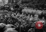 Image of funeral procession Berlin Germany, 1933, second 58 stock footage video 65675072239