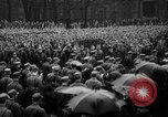 Image of funeral procession Berlin Germany, 1933, second 59 stock footage video 65675072239
