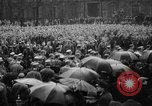 Image of funeral procession Berlin Germany, 1933, second 62 stock footage video 65675072239