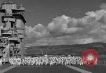 Image of navy enlisted men Honolulu Hawaii USA, 1933, second 45 stock footage video 65675072241