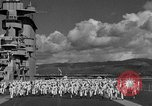 Image of navy enlisted men Honolulu Hawaii USA, 1933, second 48 stock footage video 65675072241