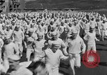 Image of navy enlisted men Honolulu Hawaii USA, 1933, second 56 stock footage video 65675072241