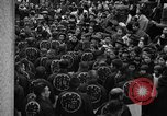 Image of large crowds Meguro Japan, 1933, second 26 stock footage video 65675072245